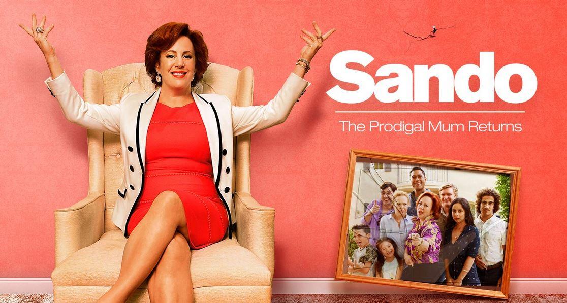 Sando COMPLETE S01 0MvjK