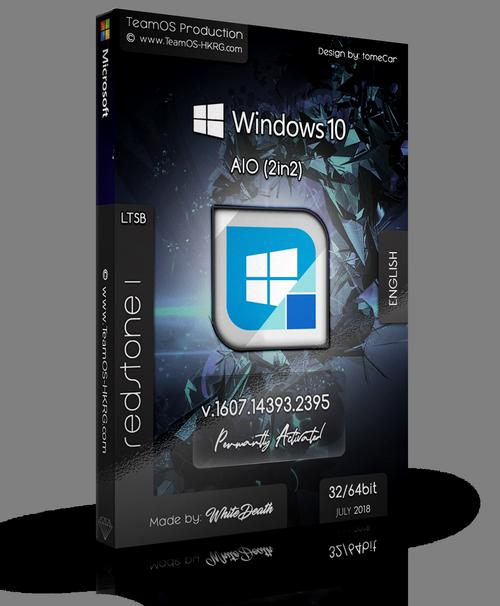 Torrent + Direct - Windows 10 Ltsb 2016 1607 14393 2395 2in2