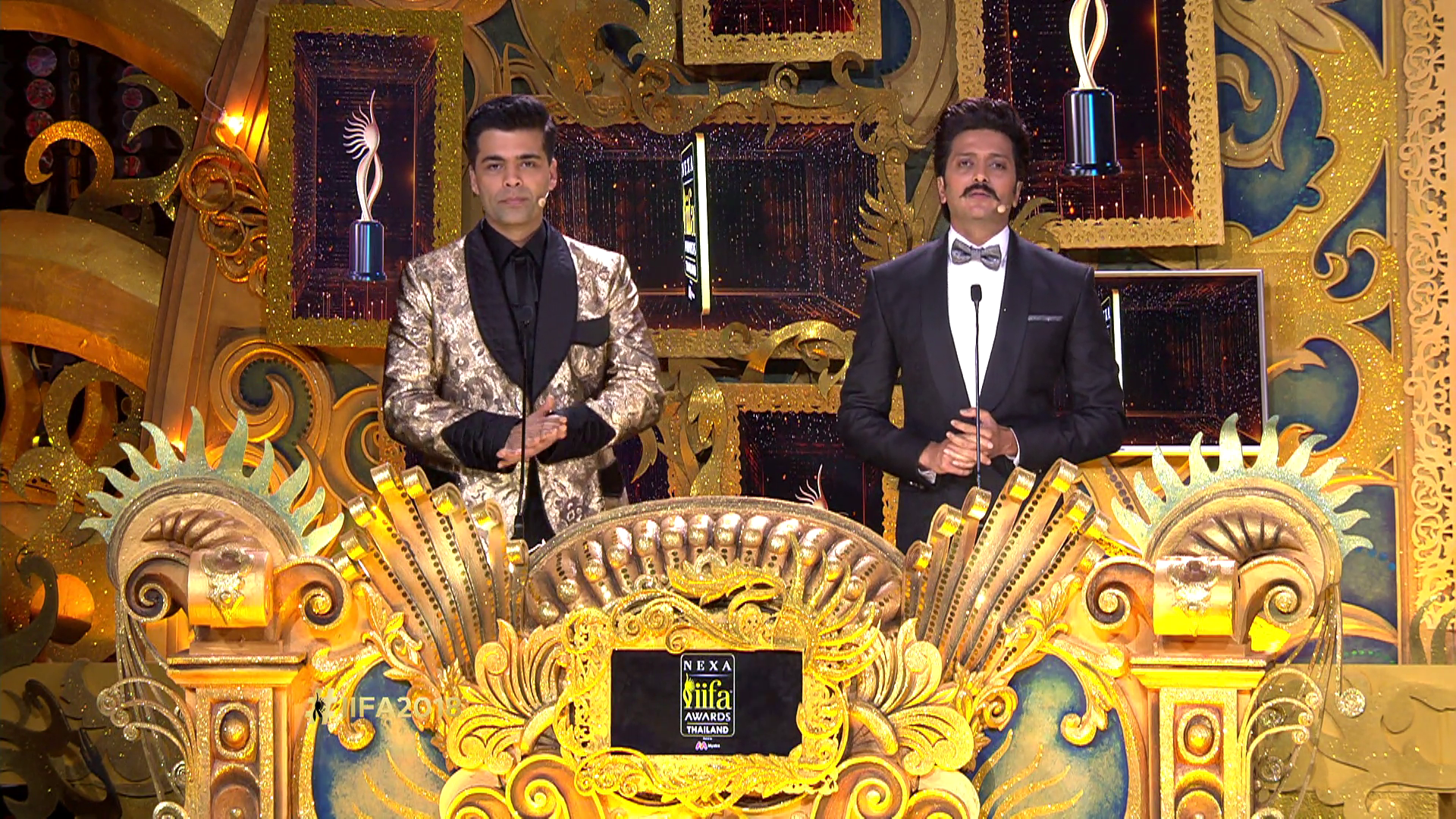 IIFA Awards Main Event (2018) 1080p - UntoucheD WEB-HD - AVC - AAC-DUS