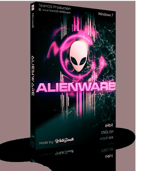 Windows 7 Ultimate SP1 Alienware x64 (August 2018)