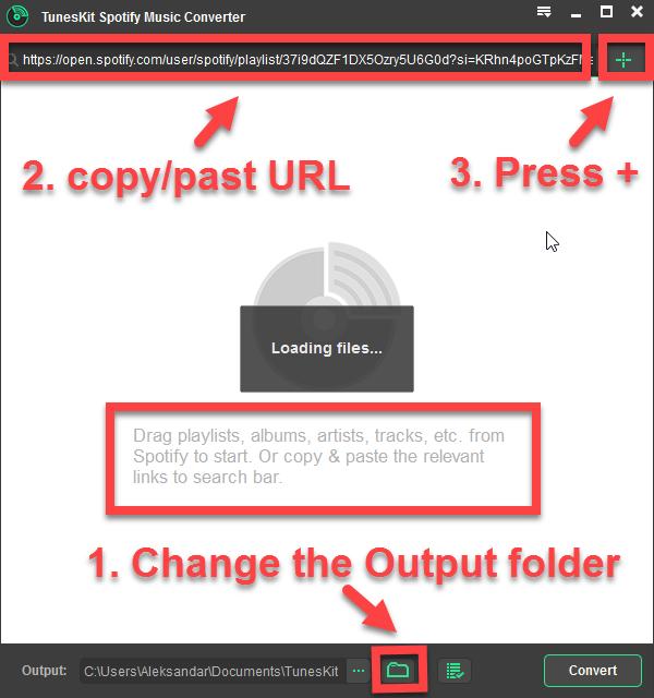Direct - Tuneskit Spotify Music Converter version 1 3 3 201