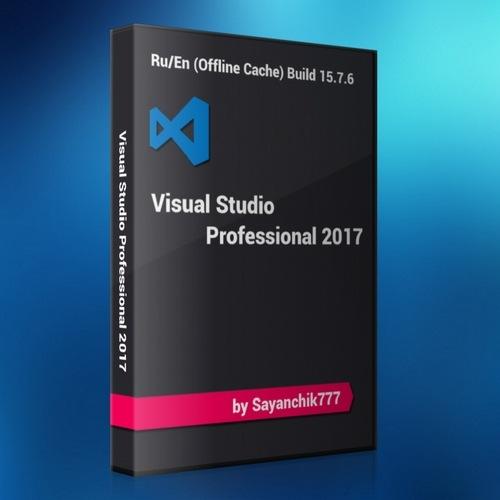 Torrent + Direct - Microsoft Visual Studio 2017 Professional