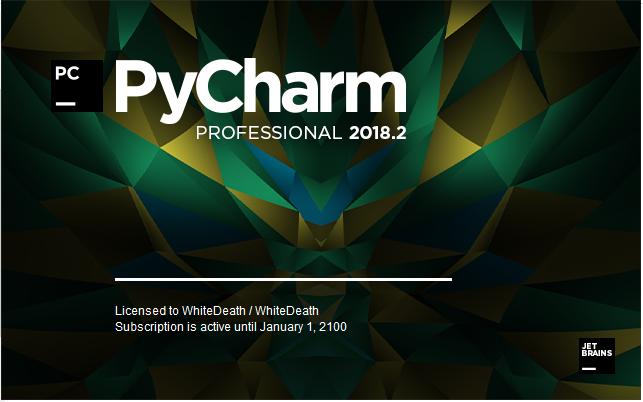 Torrent + Direct - Jetbrains Pycharm Professional 2018 2 1