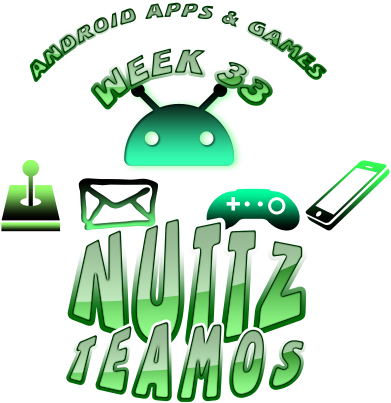 Android only Paid Week 33 2018 APPS GAMES NUTTZ