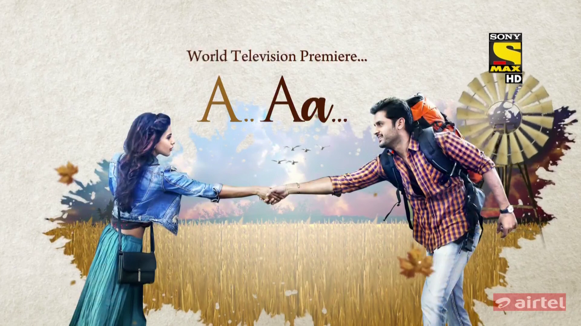 A Aa (2018) Hindi - 1080p - UntoucheD DTH-HD - AVC - AAC-Team IcTv Exclusive