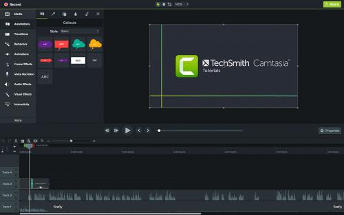 Descargar Camtasia Studio v2018.0.7 Build 4045