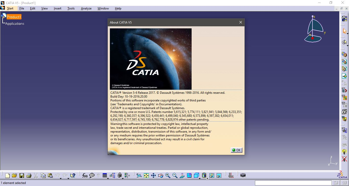 Direct - Ds Catia P3 V5-6r2017 (x64) Eng | Team OS : Your