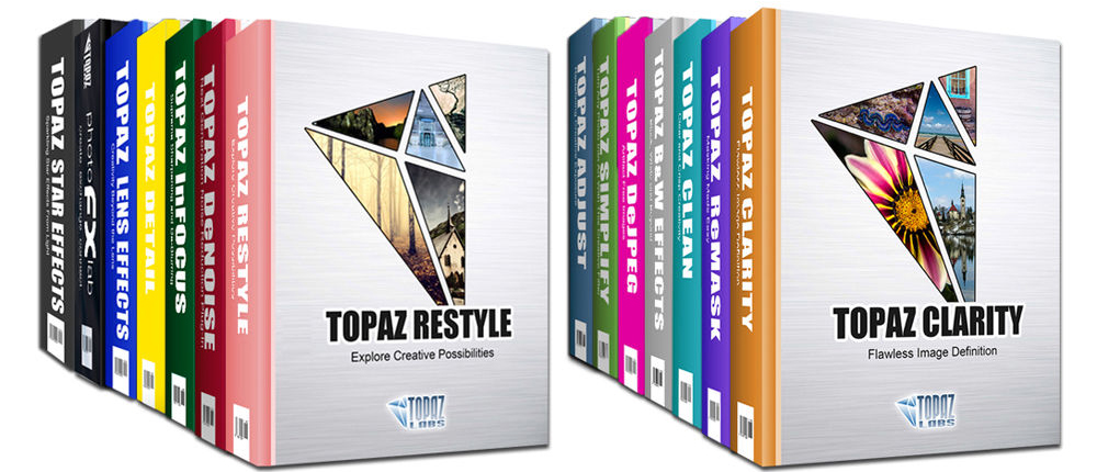 Direct - Topaz Plug-ins Bundle For Adobe Photoshop 16-11