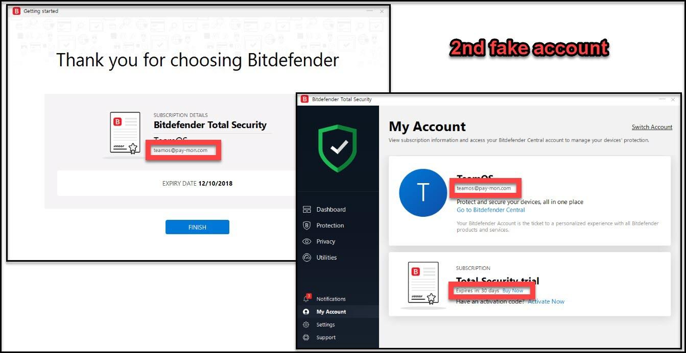Top Five Bitdefender Internet Security 2019 Trial Reset - Circus