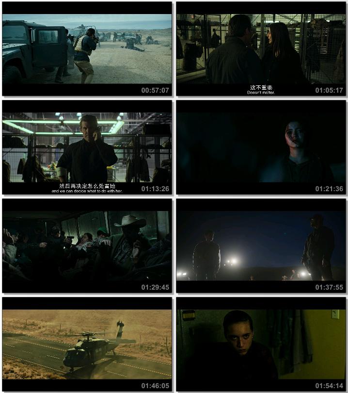 """018年动作《边境杀手2:边境战士》BD中英双字幕"""""""