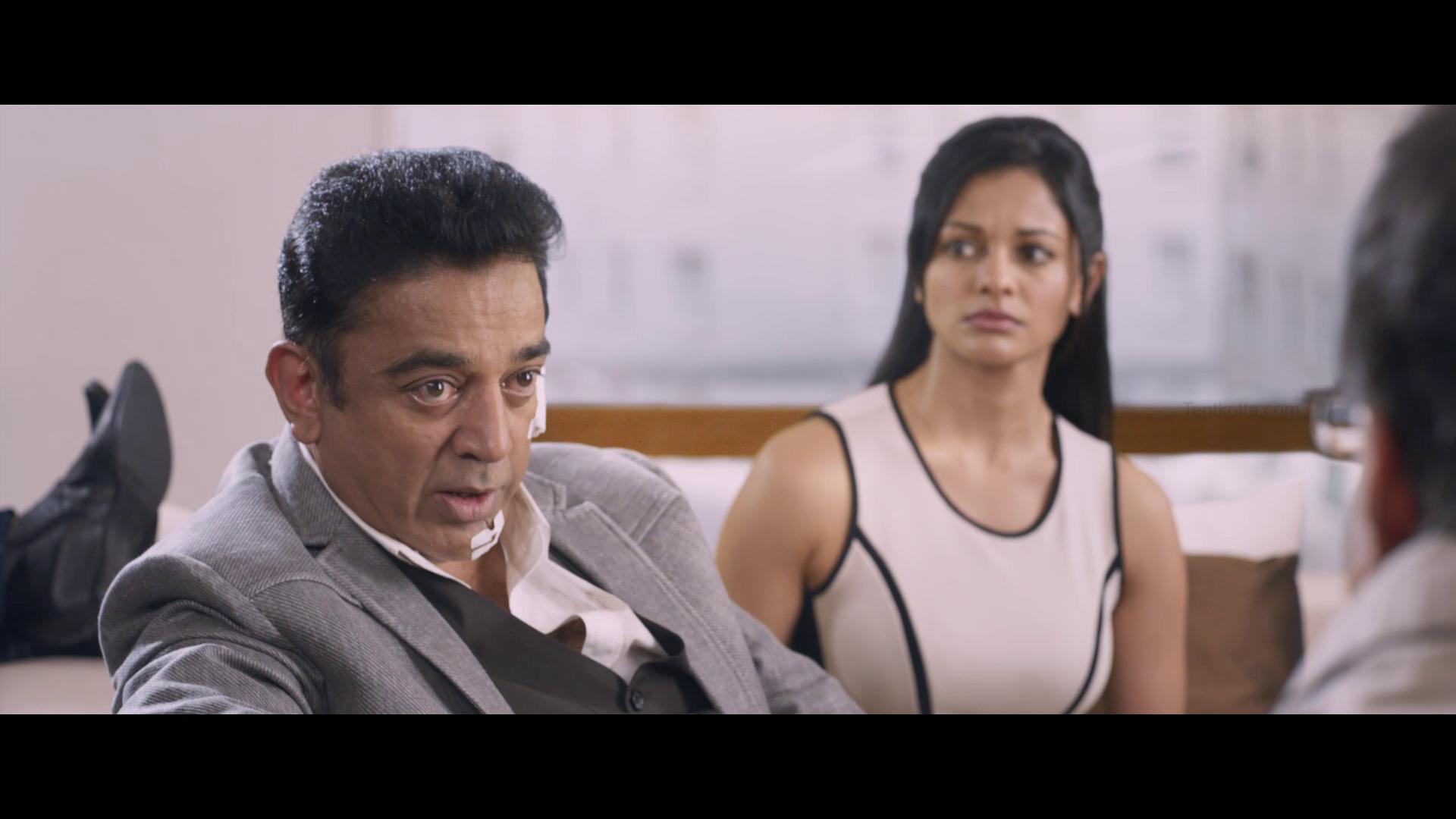 Vishwaroopam 2 (2018) Tamil - 1080p - WEB-HD - AVC - DD5.1 - ESubs TeamMTR