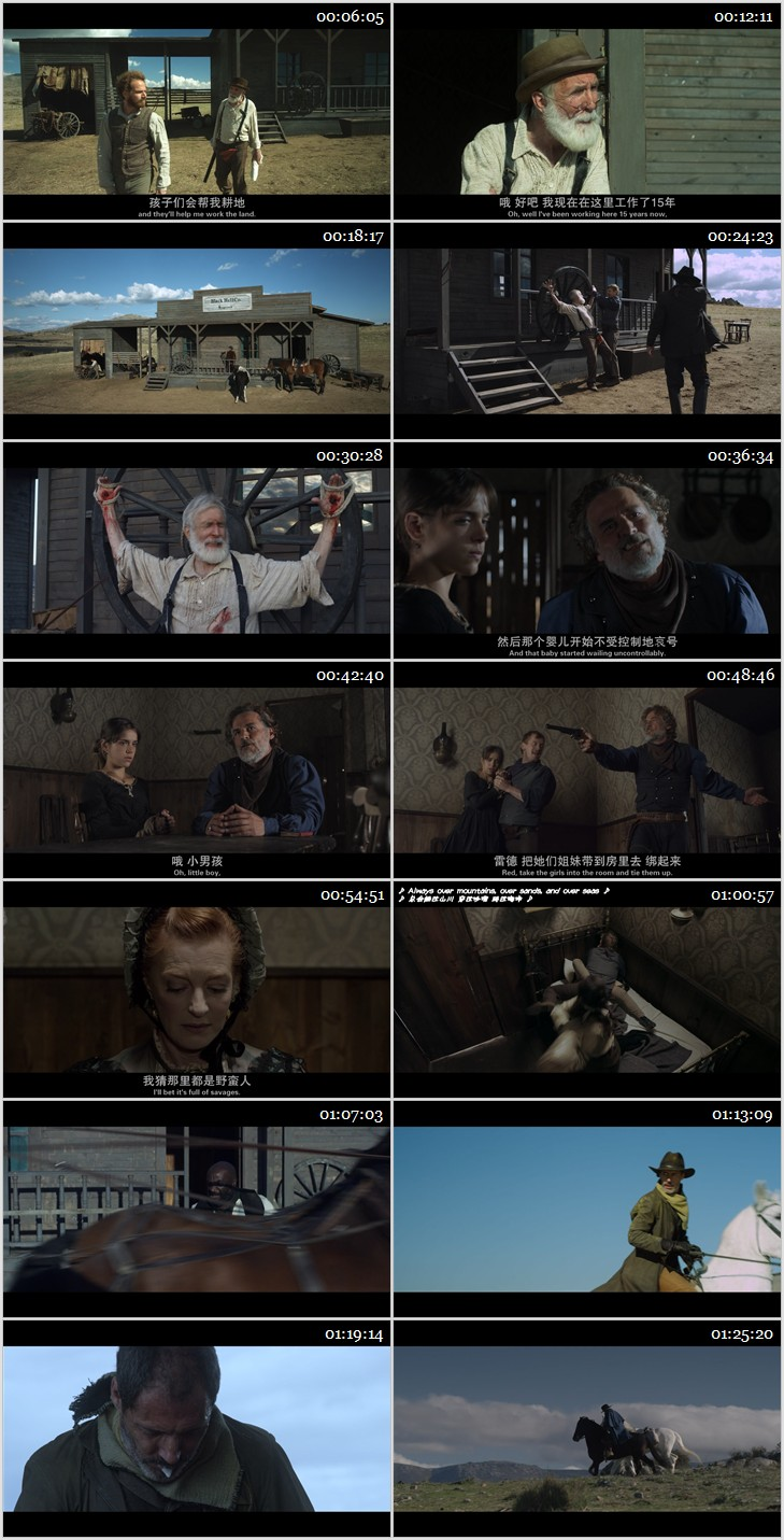 """018年惊悚动作《地狱之路》BD中英双字幕"""""""