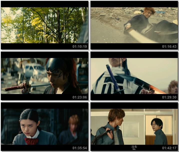 2018年日本漫改真人《死神》版高清BT迅雷免费下载最新电影