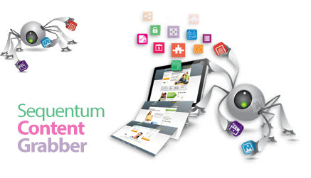 Image result for sequentum content grabber