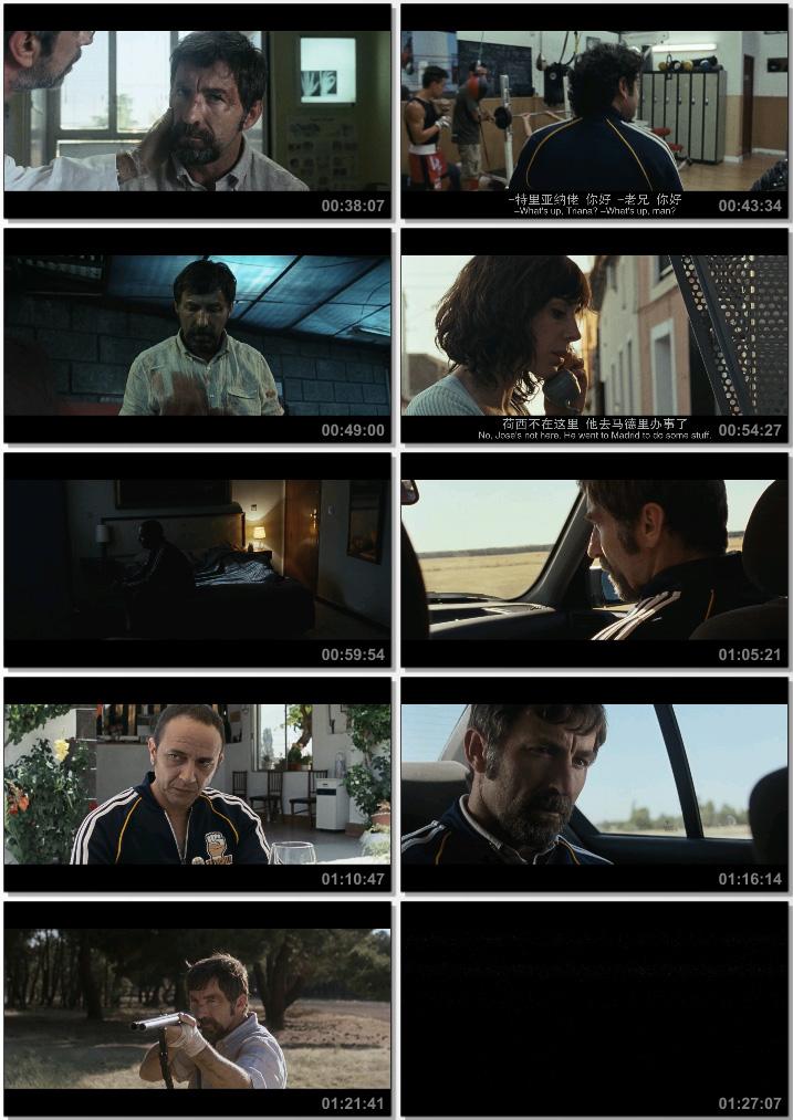 """016年获奖惊悚剧情《迟来的愤怒》BD中英双字幕"""""""