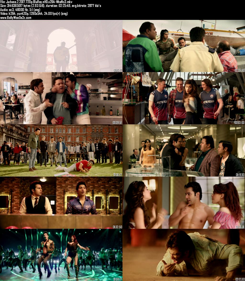 Varun Dhawan Filmography Hindi All Movies [DVDRip's - BDRip's]