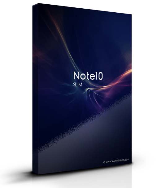 Note10 Slim [ Win10 Rs5 Pro X64 ]