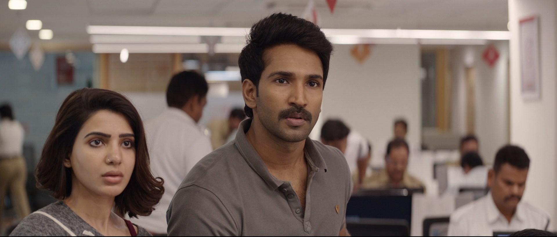 U Turn (2018) Tamil 1080p H264 DDP 5.1 - NbT