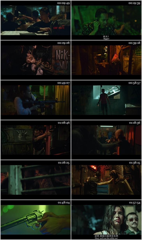 """018年惊悚动作《卧底》BD中英双字幕"""""""