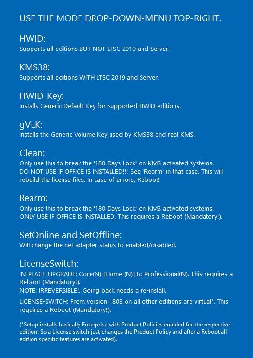 Direct - HWID Gen MKV & KMS38™ Gen v50 04 - Windows 10