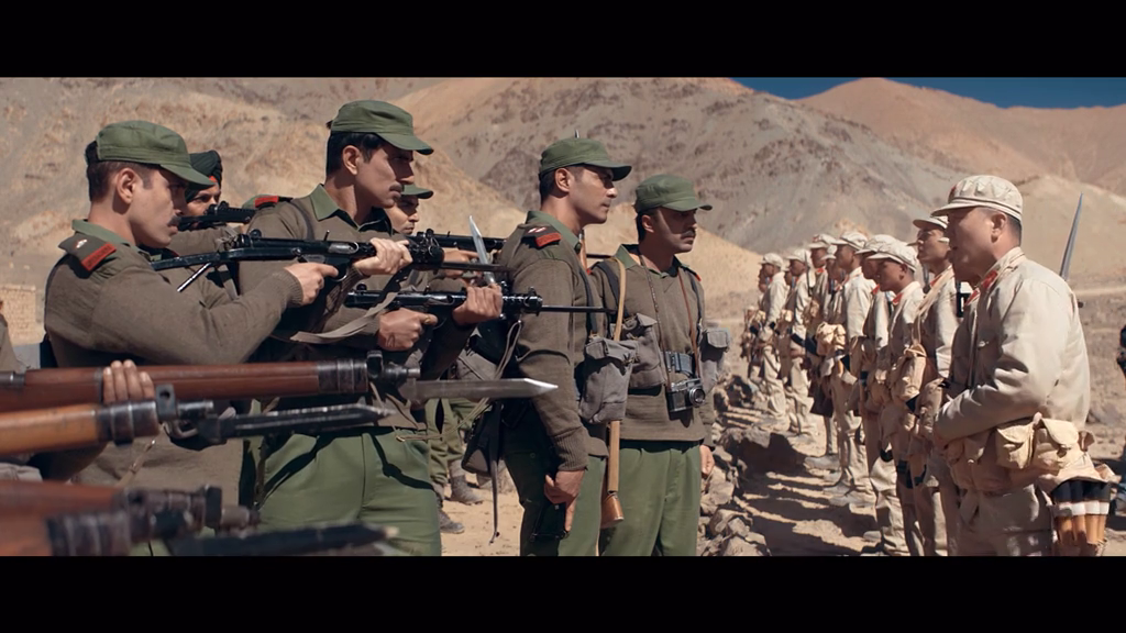 Paltan (2018) 576p - WEB-SD - AVC - AAC-Team IcTv Exclusive