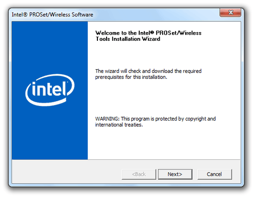 Driver intel pro wireless 220bg.