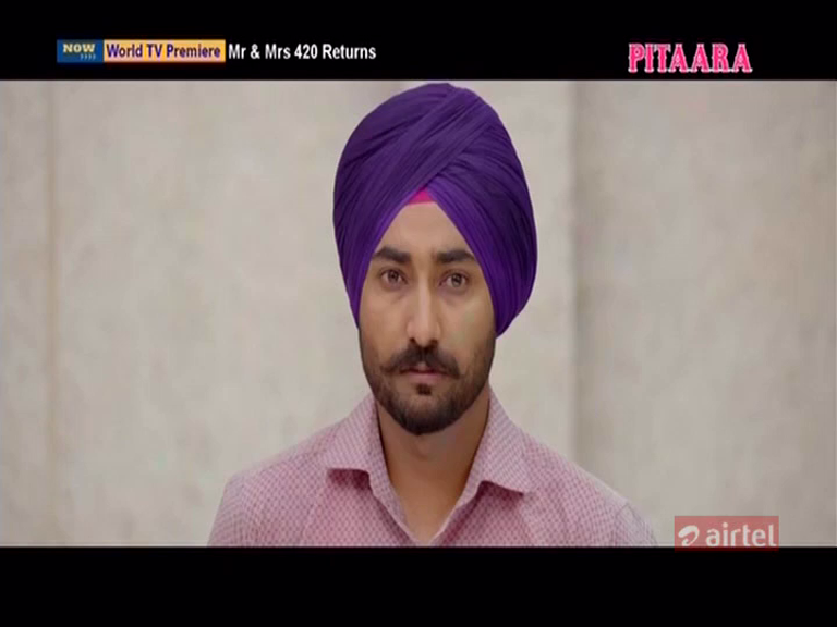 Mr & Mrs 420 Returns (2018) Punjabi - 576p - SD-TVRip - AVC - AAC-Team IcTv Exclusive