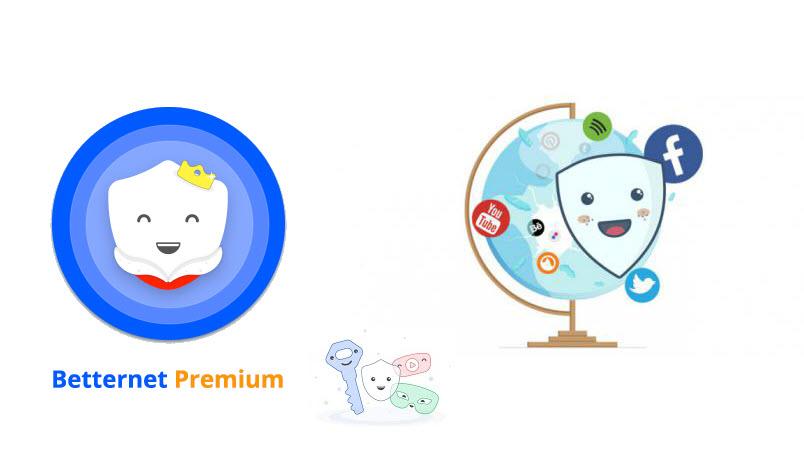betternet vpn premium windows