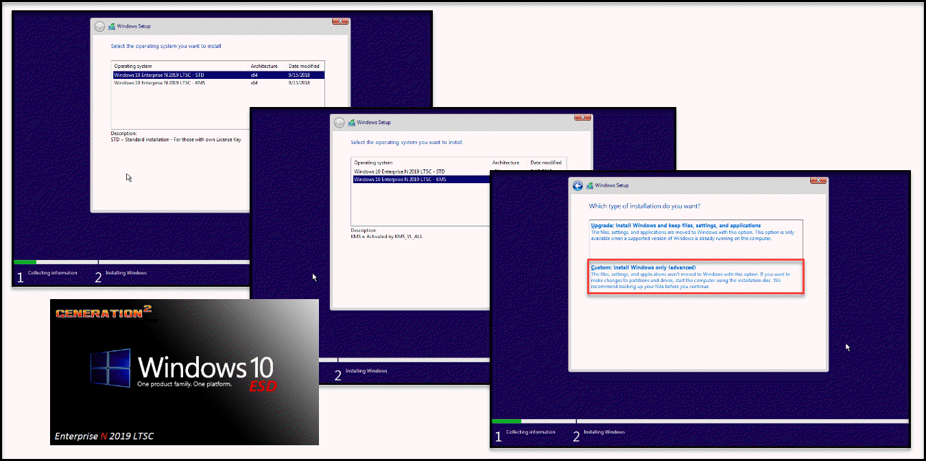 Ltsc 1809 | Windows 10 1809 LTSC Updates Not Showing in WSUS  2019-03-24