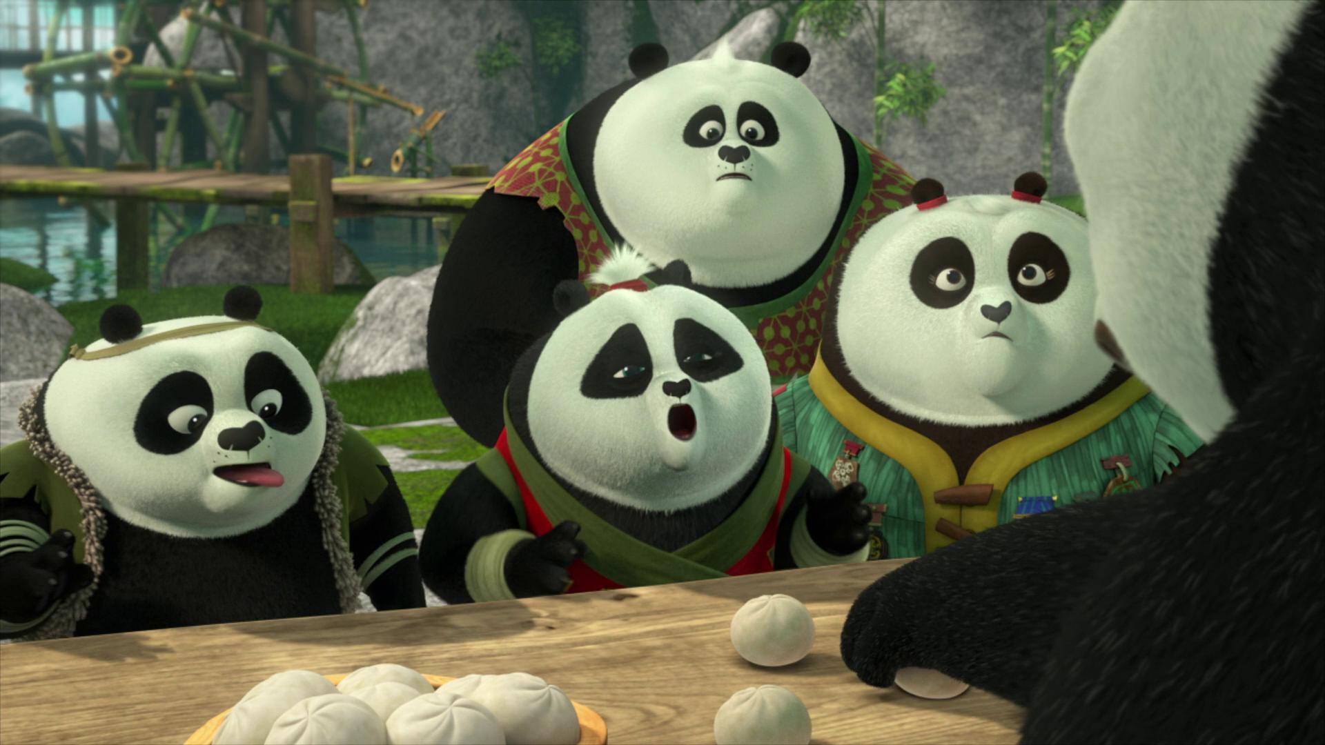 все картинки кунг-фу панда один
