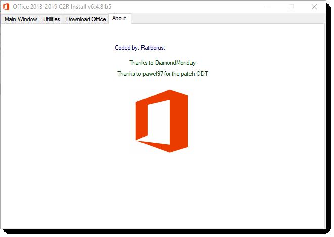 Direct Microsoft Office Professional Plus 1810 Build 1100120108