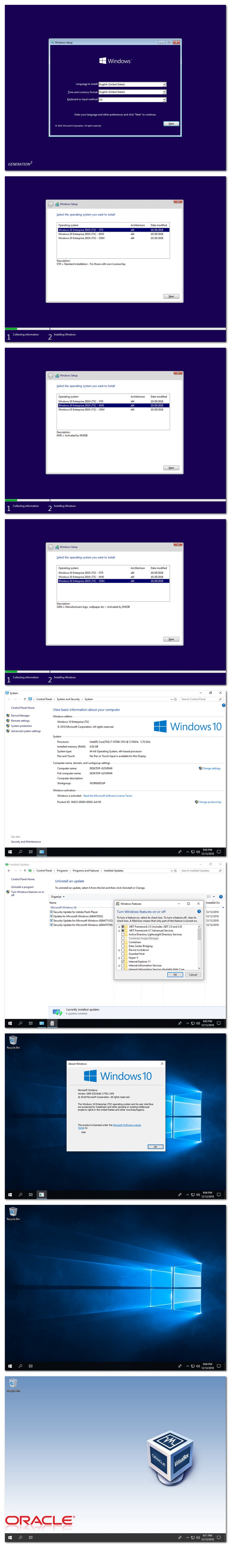 Torrent - Windows 10 Enterprise LTSC 2019 X64 MULTi-24 DEC 2018