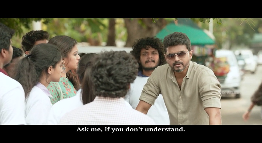 Sarkar (2018) Tamil - 480p - WEB-HD - AVC - AAC - UNTOUCHED - Esubs-MTR