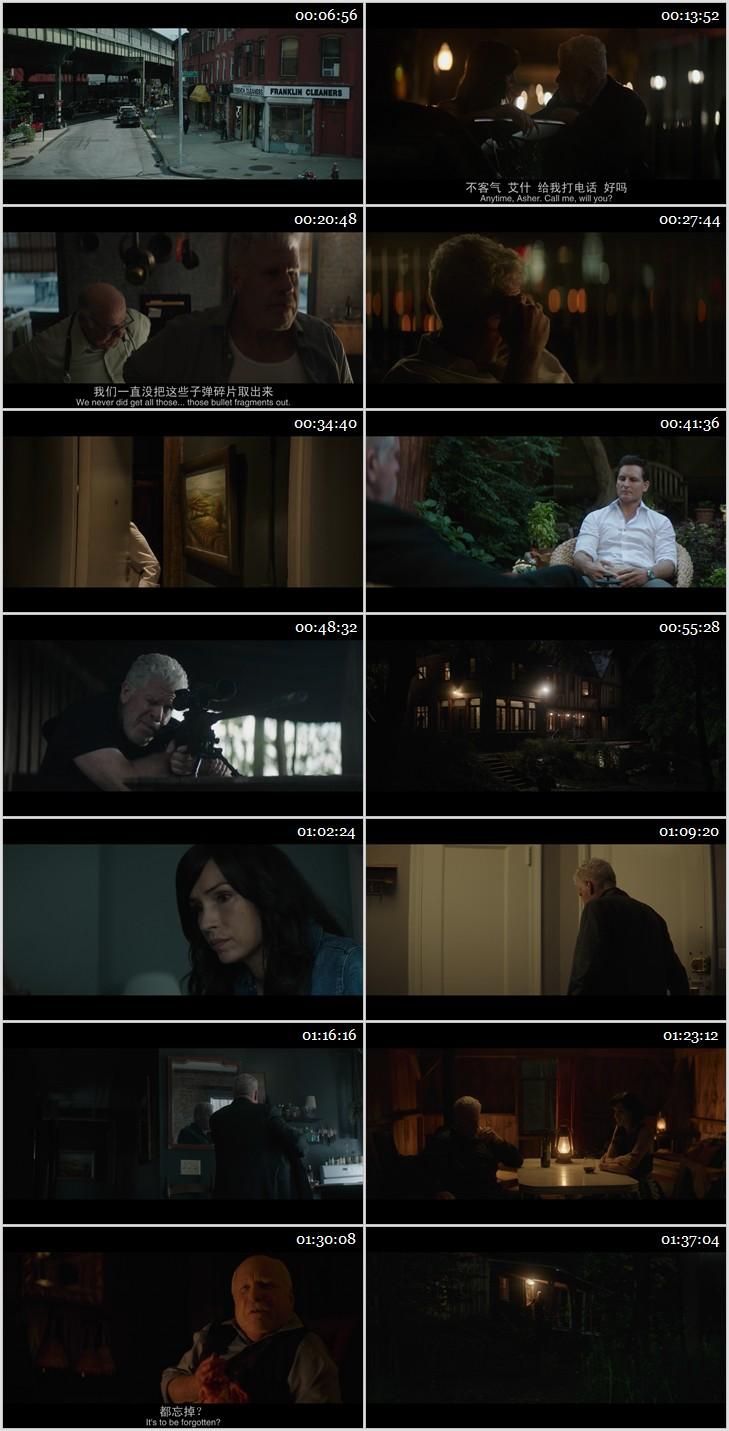2018年犯罪动作《艾什/Asher》高清中英双字BT电影免费下载