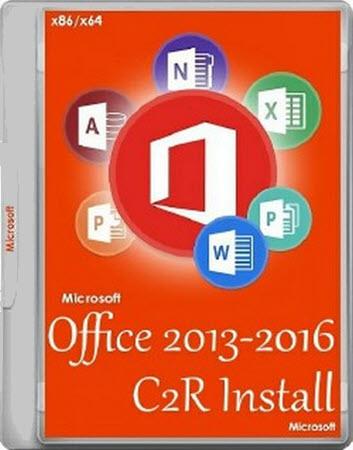 Office 2013-2019 C2R Install + Lite v6 5 5 -