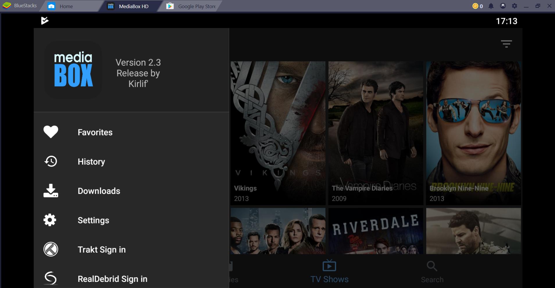 Direct - MediaBox HD v2 3 [Mods]   Team OS : Your Only