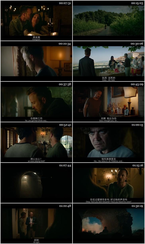 2018年惊悚《欢迎回家》BD中英双字幕
