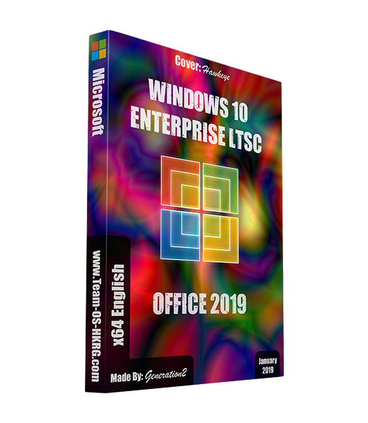 Torrent - Windows 10 Enterprise 2019 LTSC + Office2019 EN Jan2019