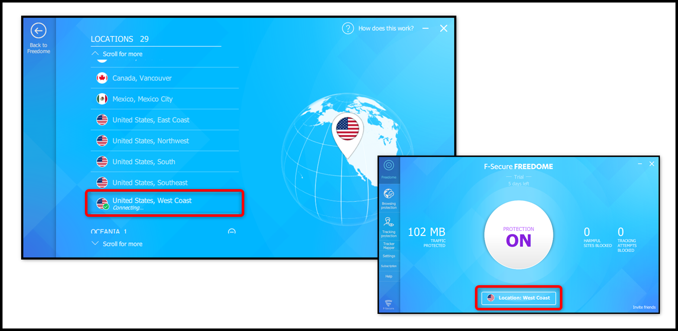 Direct - F-Secure Freedome VPN version 2 25 5766 (Repack)-=TeamOS