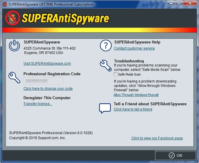 Direct - SUPERAntiSpyware Professional 8 0 1030 | Team OS : Your