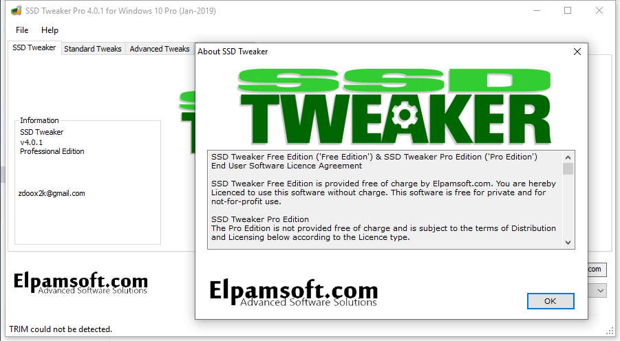 Direct - SSD Tweaker Pro 4 0 1 + Portable | Team OS : Your