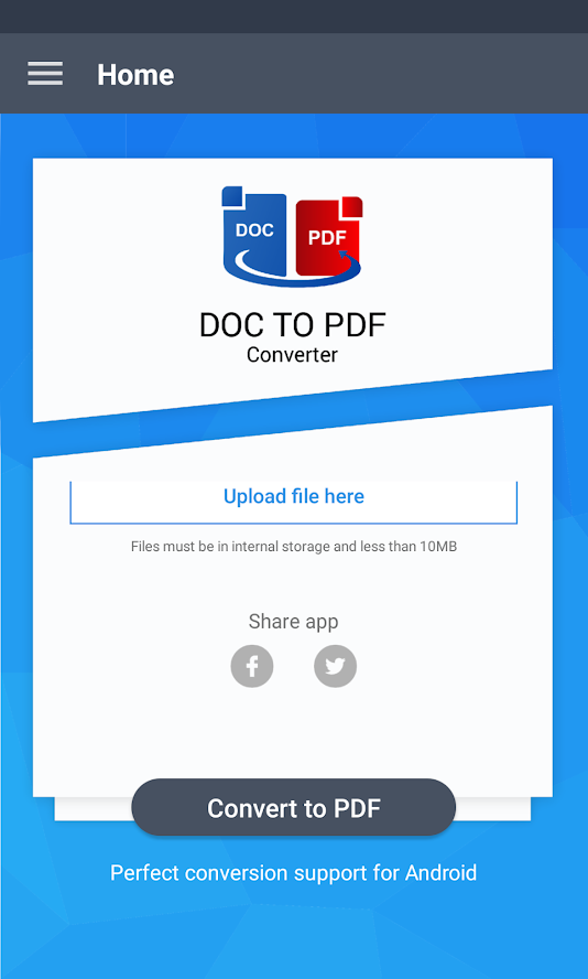 Direct - Doc to PDF Converter Pro v8 0 | Team OS : Your Only