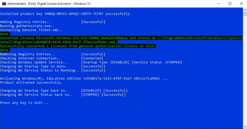 Direct - Microsoft Activation Scripts 0 7 Stable | Team OS