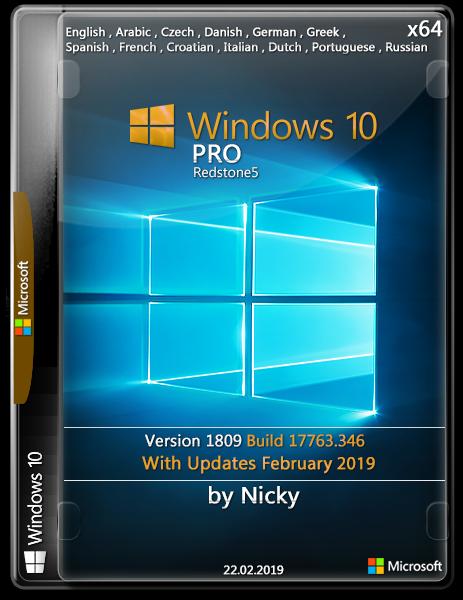 windows 10 pro rs5 torrent download