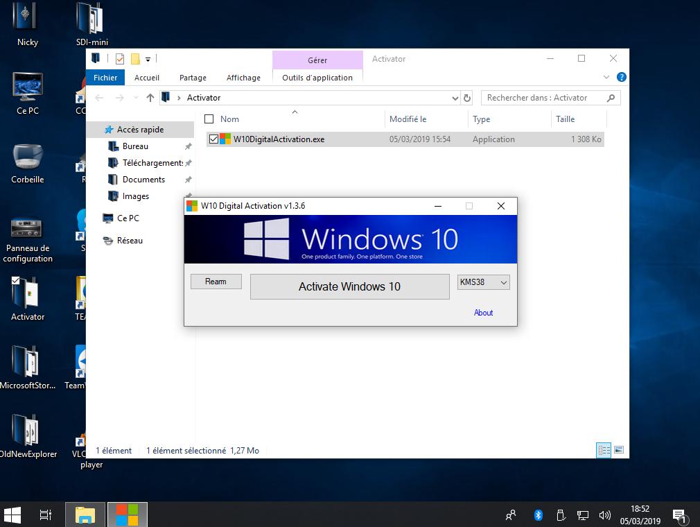 VIP - Windows 10 LTSC RS5 v 1809 17763 348 Multi - Modded - Store