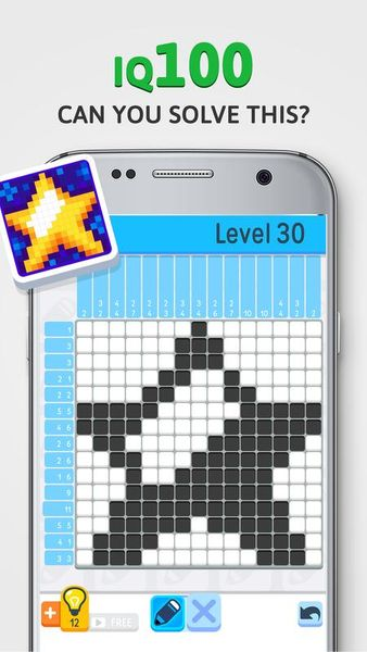 Logic Pic Picture Cross & Nonogram Puzzle v2 18 2 [Mod] - ReleaseAPK