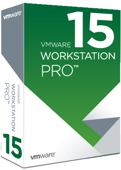 VMware Workstation Pro v15.0.3 Build 12422535