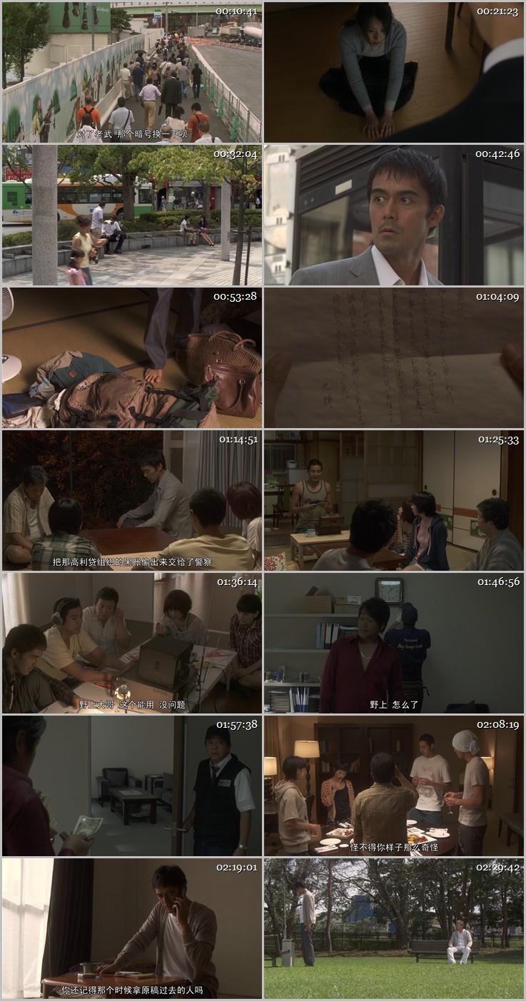 [2019剧情]《乌鸦的拇指》[720p.BD日语中字][有水印]
