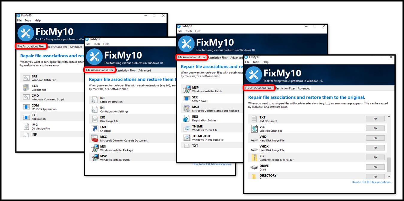 Direct - FixMy10 version 2 0 Final Portable -=TeamOS