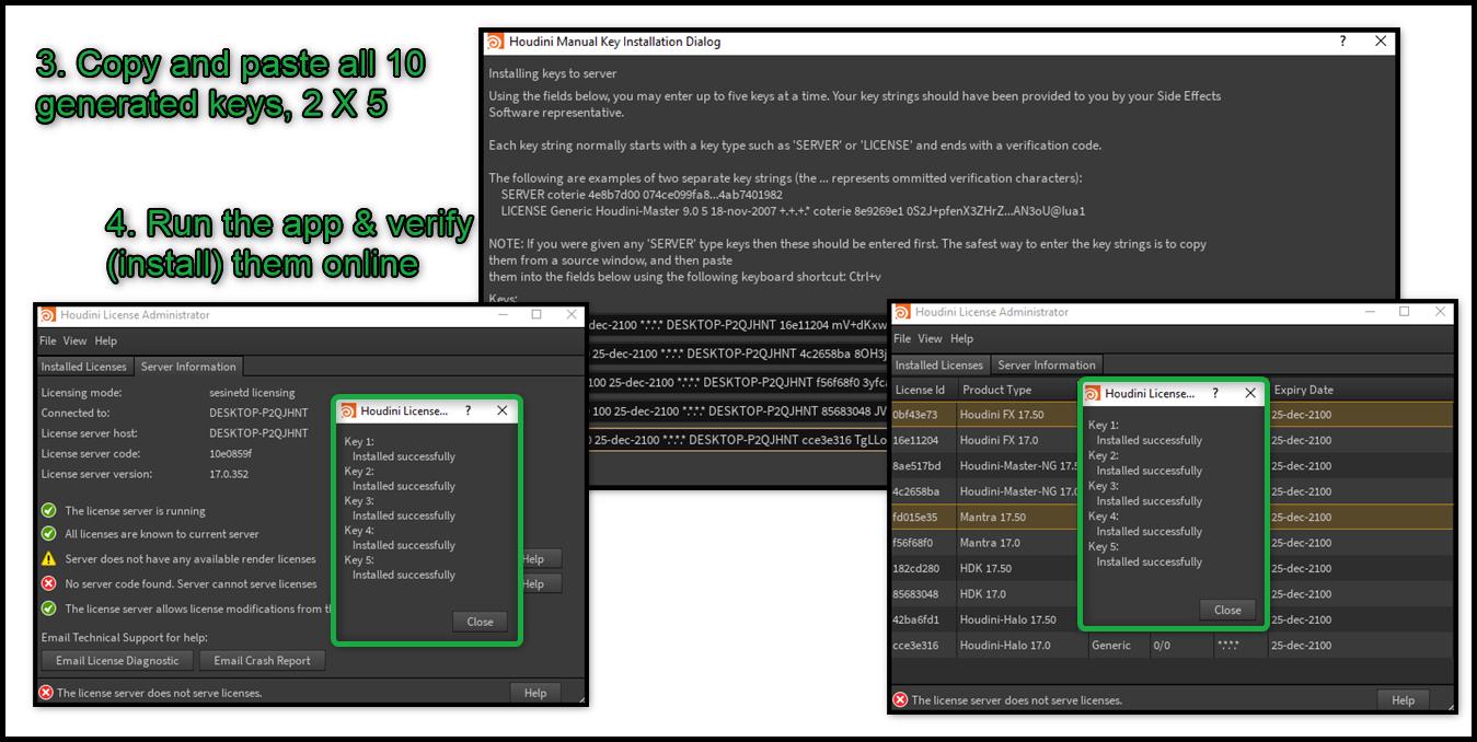 Direct - SideFX Houdini FX version 17 5 Build 173 (64-bit